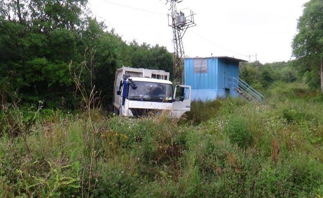 Silivri'de kaza: 1 ölü, 1 yaralı