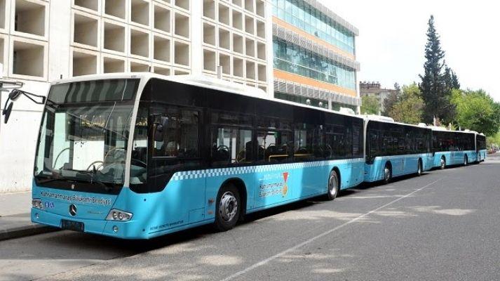 Kahramanmaraş'ta halk otobüsleri 2 gün ücretsiz! İşte detaylar...