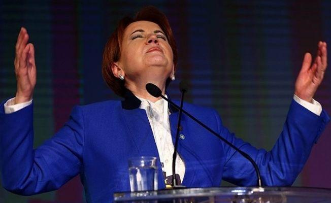 Meral Akşener istifa mı etti ?