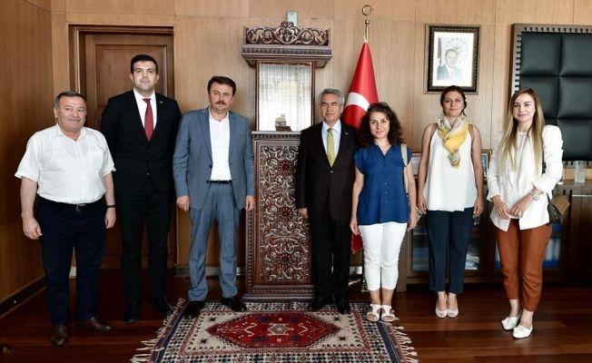 UNESCO Heyeti Kahramanmaraş'ta