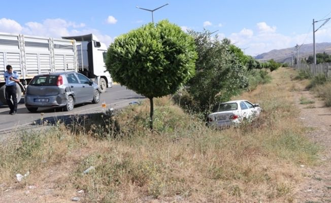 Kahramanmaraş'ta düğün yolunda kaza