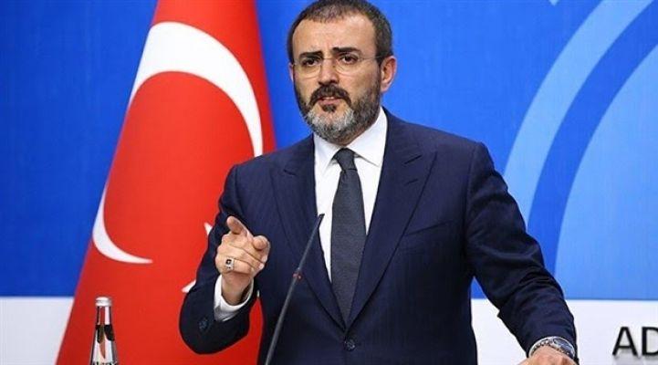 AK Parti Sözcüsü Ünal'dan ABD'ye yanıt