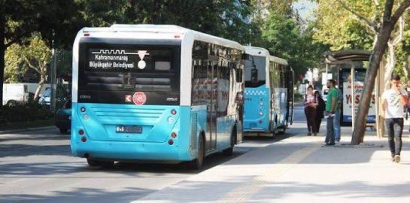 Elbistan'da toplu taşıma ücretlerine zam!