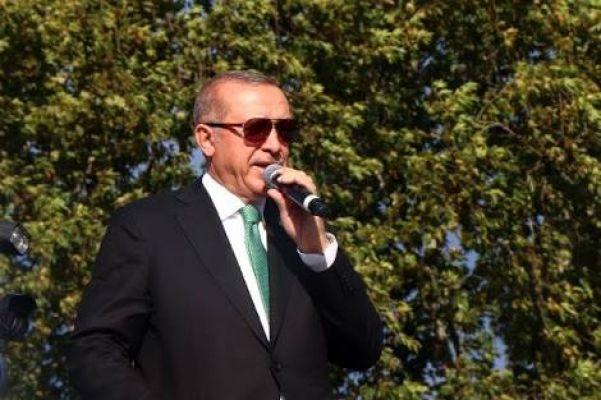 Cumhurbaşkanı Erdoğan: 'Oyununuzu gördük meydan okuyoruz'