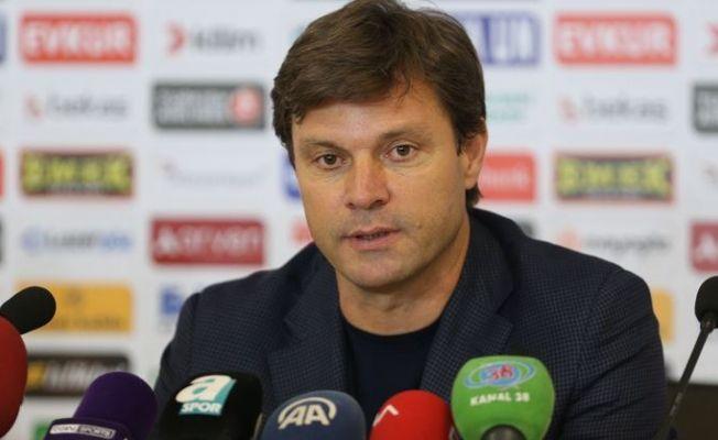 Ertuğrul Sağlam: 11 yıl sonra Kayserispor'la maça çıkmak heyecan vericiydi