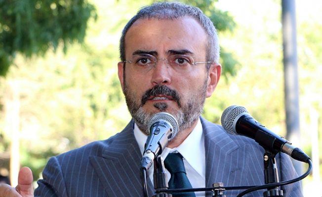 AK Partili Ünal'dan flaş 'Yerel Seçim' açıklaması!