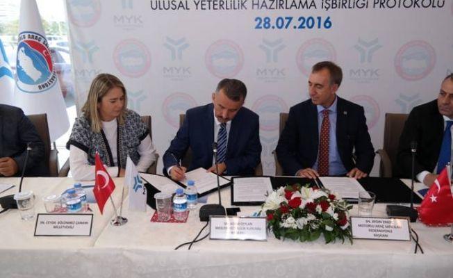 Protokol imzalandı, Korsan araç satıcılarını devlet bitirecek...