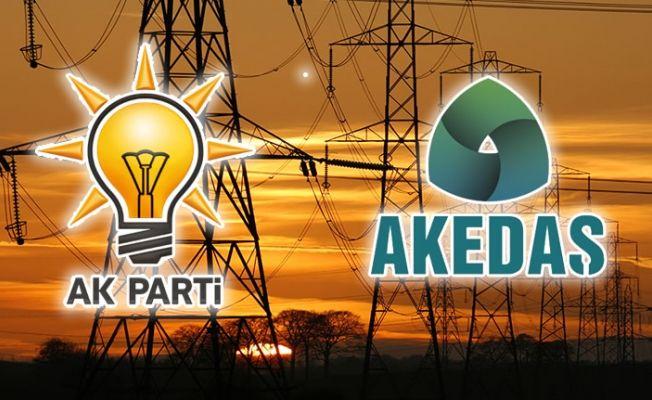 AK Parti Kahramanmaraş Milletvekilleri Ofisinden ''AKEDAŞ'' açıklaması
