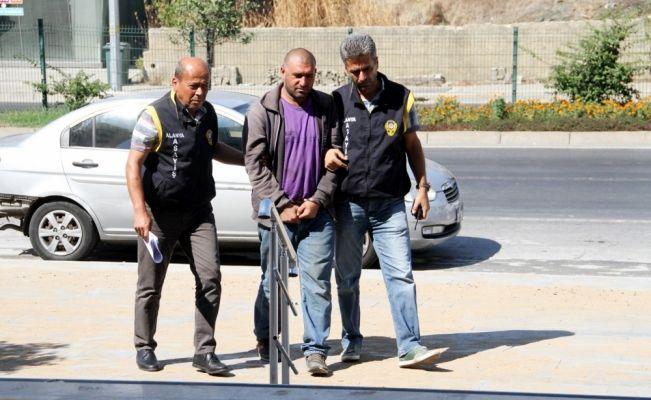 Alanya'da hırsızlık iddiası