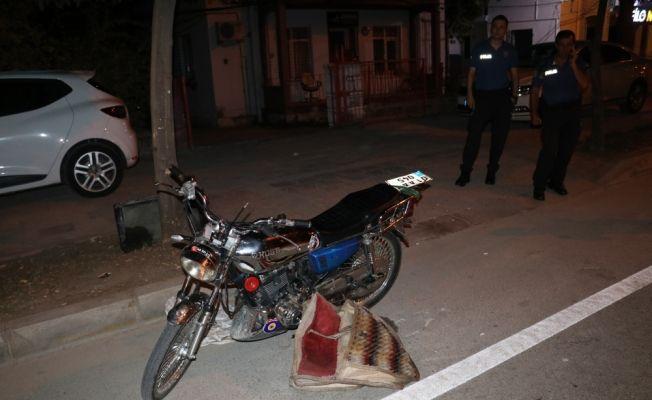Hırsızlık şüphelileri kovalamaca sonucu yakalandı
