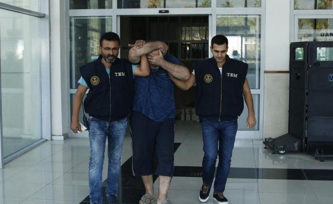 Örgütte sözde 'Hakim' görevinde olan terörist yakalandı