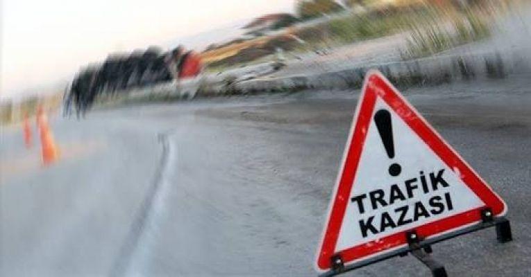 Afşin'de trafik kazası: 4 yaralı