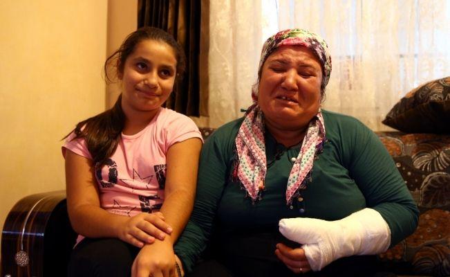 İşitme engelli kadına şiddet iddiası