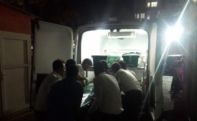 Mersin'de kiracısı tarafından tüfekle vurulan kadın öldü