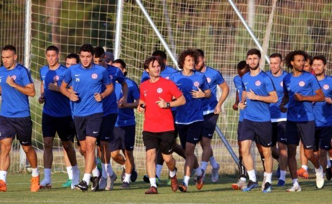 Antalyaspor, Demir Grup Sivasspor maçına hazır