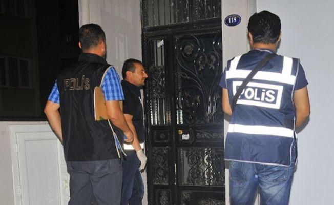 Kahramanmaraş'ta FETÖ/PDY operasyonu: 9 asker gözaltında