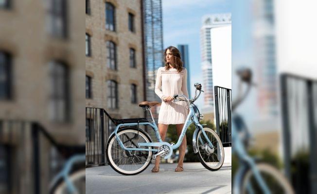 Peugeot Cycles Paris Otomobil Fuarı'nda