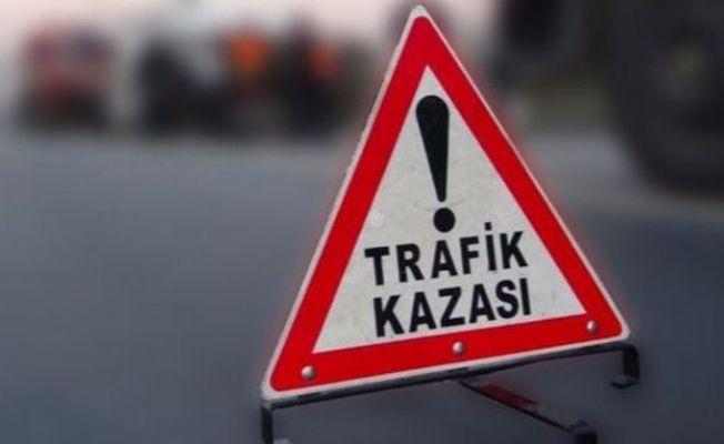 Göksun'da trafik kazası: 5 yaralı