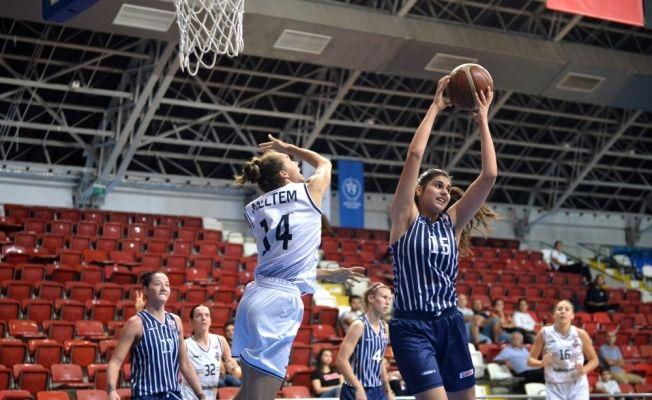 Basketbol Çukurova Kupası Başladı