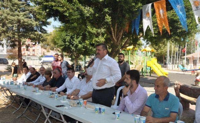 AK Parti Tarsus İlçe Başkanı Gül: