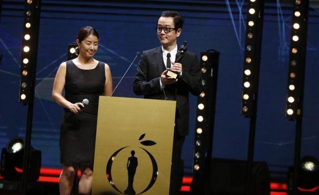 55. Uluslararası Antalya Film Festivali ödül töreni (1)
