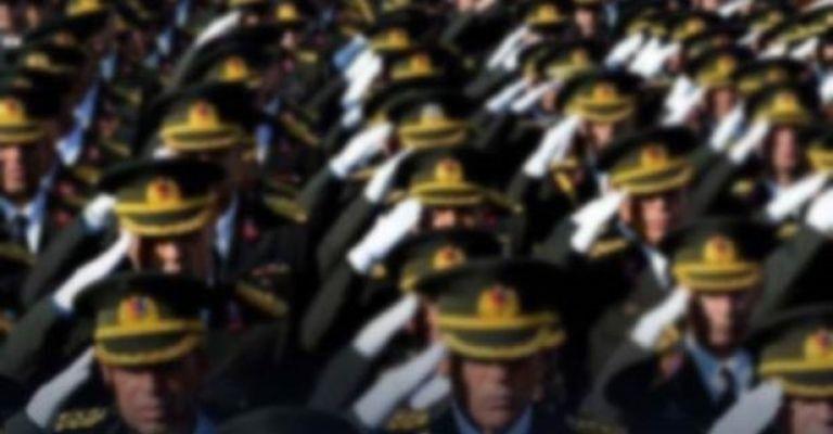 Kahramanmaraş'ta FETÖ'nün askeri yapılanmasına yönelik operasyon