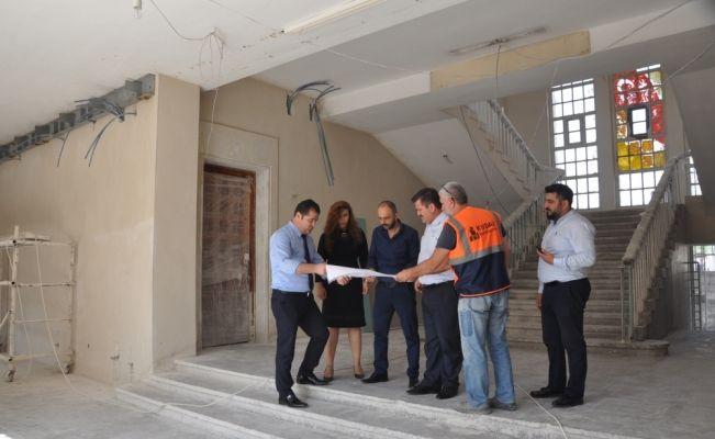 Tarsus eski adliye binasını kent müzesi yapma çalışmaları