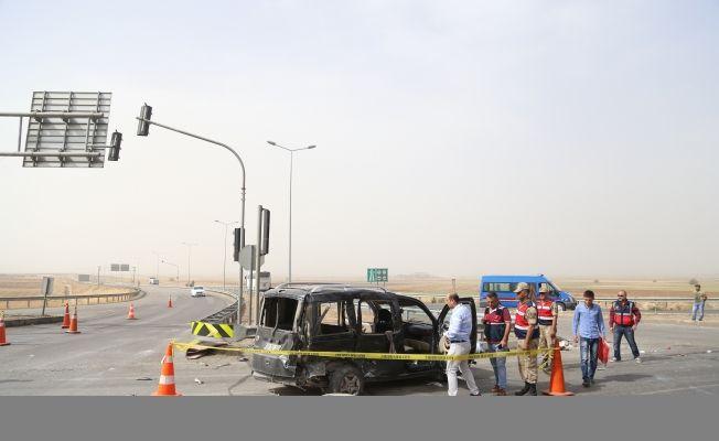 Kahramanmaraş'ta feci trafik kazası: 2 ölü, 5 yaralı