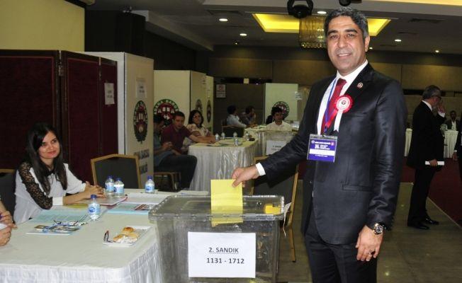 Adana Baro Başkanı Küçük güven tazeledi