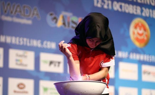 40. Dünya Bilek Güreşi Şampiyonası