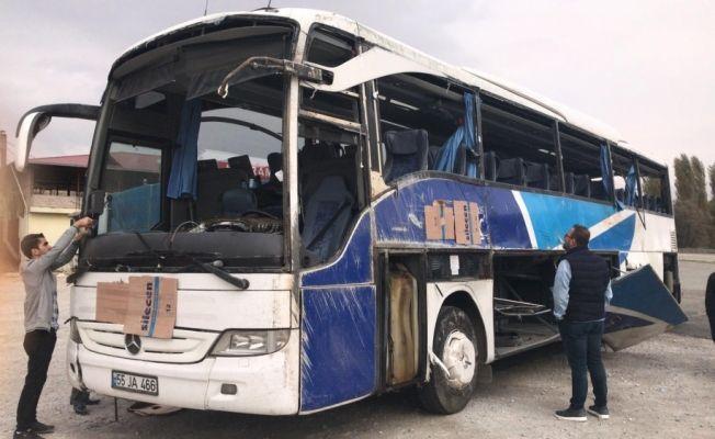 GÜNCELLEME - Kahramanmaraş'ta trafik kazası: 7 ölü, 24 yaralı