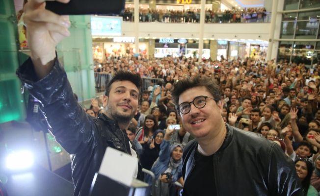 """""""Yol Arkadaşım 2"""" filminin galası Antalya'da yapıldı"""