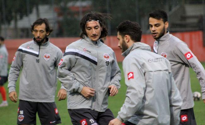 Adanaspor'da Gençlerbirliği maçı hazırlıkları
