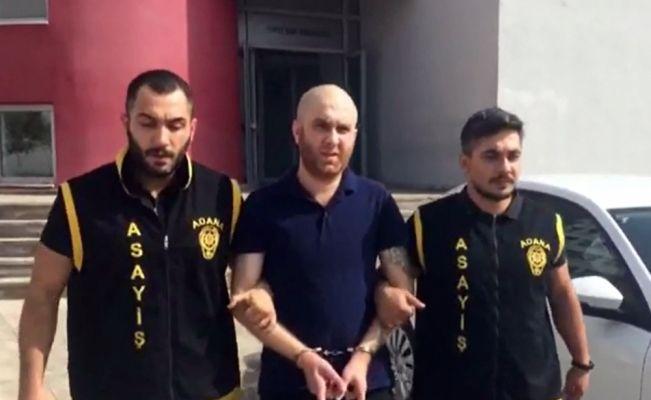 Silahla yaralamadan ceza alan sanık yakalandı
