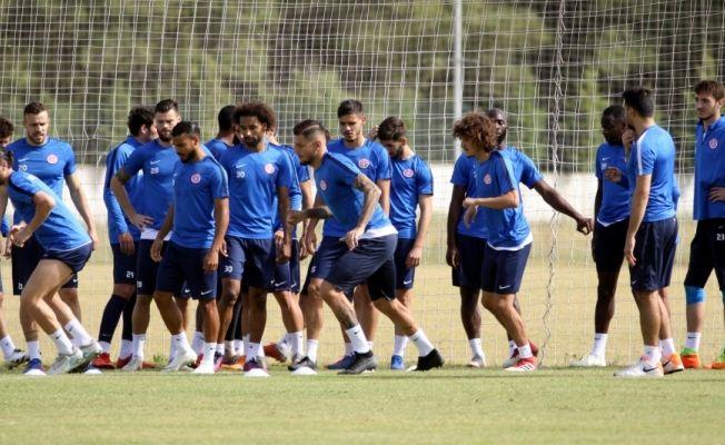 Antalyaspor, Aytemiz Alanyaspor maçına hazır