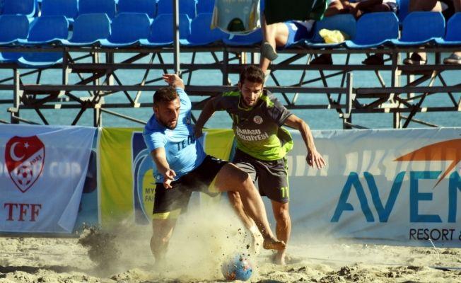 TFF Plaj Futbolu Ligi finalleri
