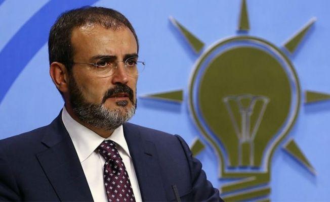 AK Parti Genel Başkan Yardımcısı Mahir Ünal'dan 29 ekim mesajı!