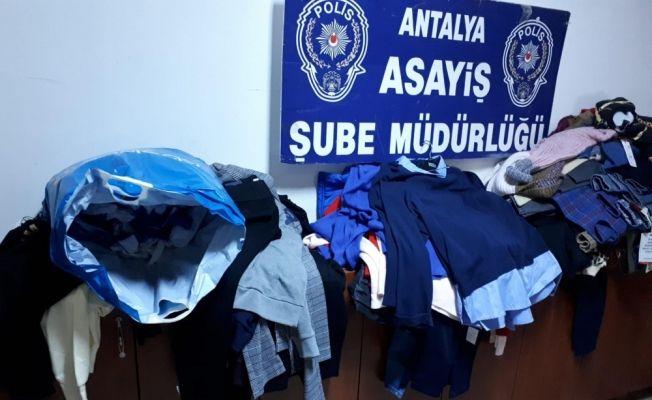 AVM'lerden alarmı etkisizleştiren poşetle hırsızlık iddiası