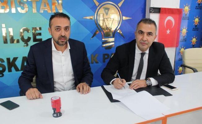 Tabip Gülbay, AK Parti belediye başkan aday adayı oldu