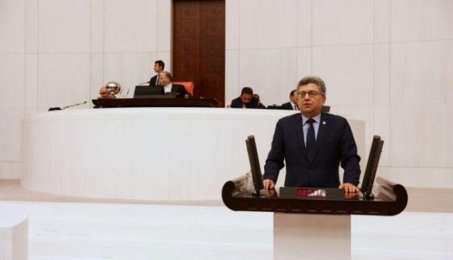 Milletvekili Aycan, Elbistan Belediyesi hakkında suç duyurusunda bulundu