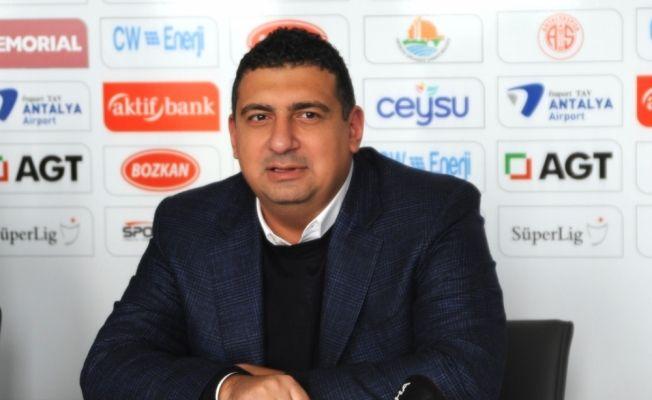 Antalyaspor'a verilen haciz kararı