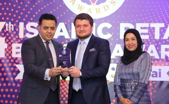 """Kuveyt Türk'e """"Türkiye'nin En Güçlü İslami Bankası"""" ödülü"""