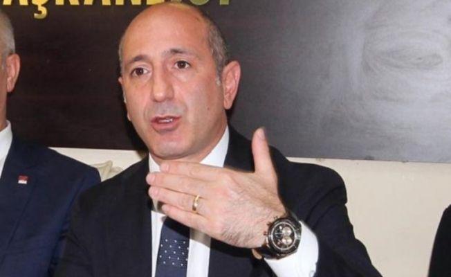 CHP Milletvekili Öztunç Çağlayancerit'in altyapısızlığını Meclise taşıdı!