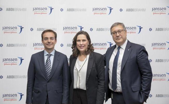 Janssen, Abdi İbrahim ile güçlerini birleştirdi