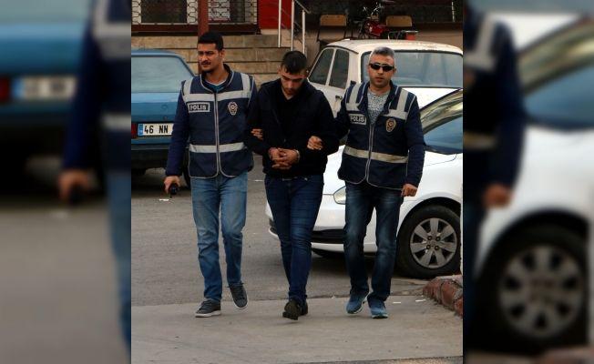 Kahramanmaraş'ta araç akülerini çalan hırsız yakalandı