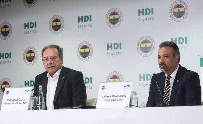 Fenerbahçe'ye sigorta sponsoru