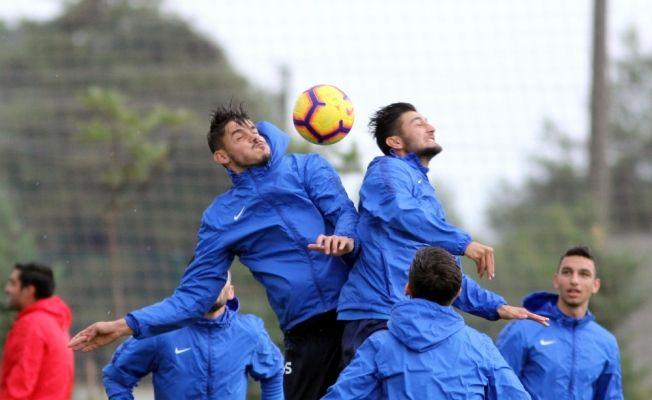 Antalyaspor'da Göztepe maçı hazırlıkları