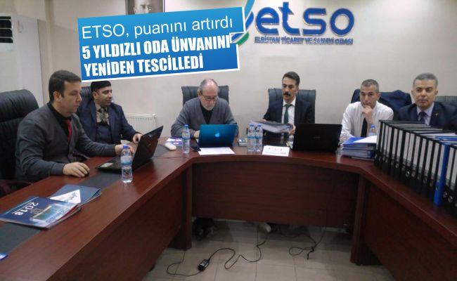 ETSO, akredite oda unvanını yeniden tescilledi