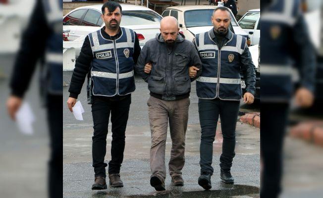 Camilerden hırsızlık yaptığı iddia edilen zanlı yakalandı
