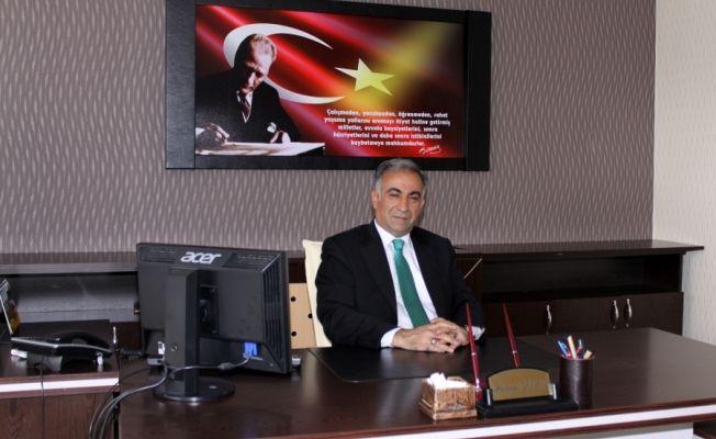 Elbistanlı Hakan Gönen, Iğdır il milli eğitim müdürü oldu